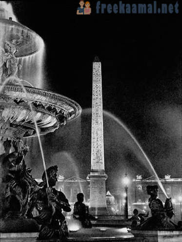 Paris by Night på Brassai bilder